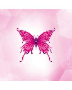 Pink Butterfly Roomba 980 Skin