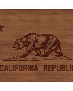 California Wood Flag Roomba 880 Skin