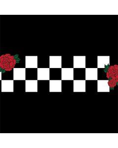 Rose Checkerboard Roomba 980 Skin