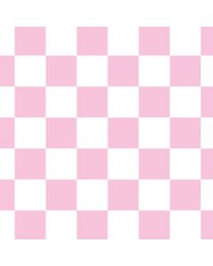 Pink and White Checkerboard Roomba e5 Skin