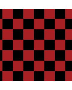 Red and Black Checkerboard Roomba 880 Skin