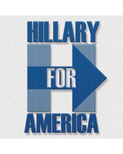 Hillary For America Roomba e5 Skin