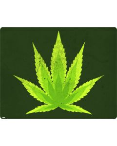 Marijuana Leaf Light Green Roomba e5 Skin