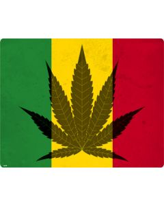 Marijuana Rasta Flag Roomba 860 Skin