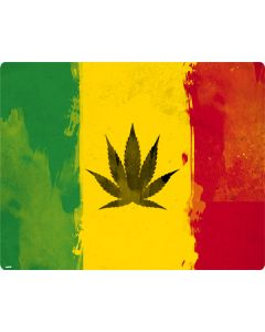 Marijuana Rasta Distressed Roomba e5 Skin