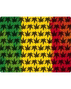 Marijuana Rasta Pattern Roomba i7+ with Dock Skin