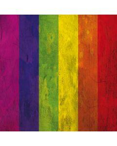 Distressed Rainbow Flag Roomba e5 Skin