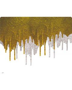 Paint Splatter Gold Roomba s9+ no Dock Skin