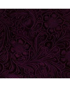 Botanical Flourish Violet Roomba 880 Skin