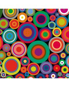 Psychedelic Circles Roomba 980 Skin