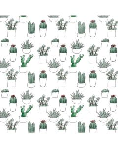Succulent Pattern Roomba 960 Skin