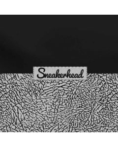 Elephant Print Sneakerhead Black Roomba e5 Skin