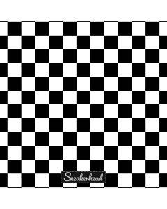 Sneakerhead Checkered Roomba s9+ no Dock Skin