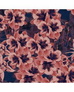 Dark Tapestry Floral Roomba s9+ with Dock Skin