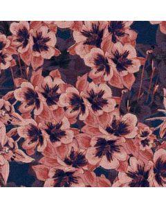 Dark Tapestry Floral Roomba 880 Skin