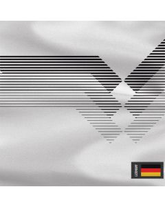 Germany Soccer Flag Roomba 880 Skin