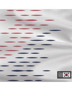 South Korea Soccer Flag Roomba e5 Skin