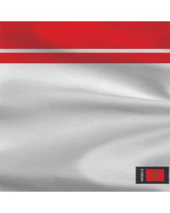 Morocco Soccer Flag Roomba 880 Skin
