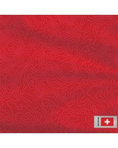 Switzerland Soccer Flag Roomba 880 Skin