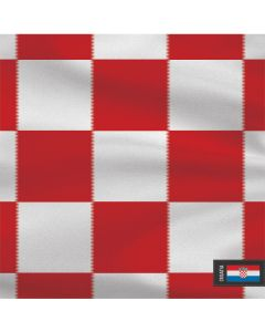 Croatia Soccer Flag Roomba s9+ with Dock Skin