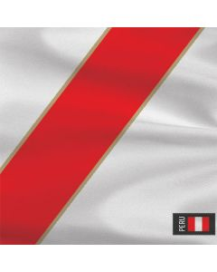 Peru Soccer Flag Roomba e5 Skin