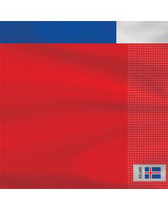 Iceland Soccer Flag Roomba 880 Skin