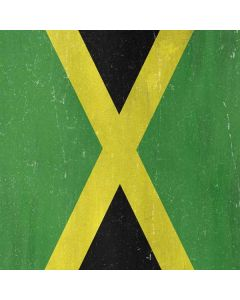 Jamaica Flag Distressed Roomba i7+ with Dock Skin