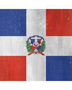 Dominican Republic Flag Distressed Roomba e5 Skin