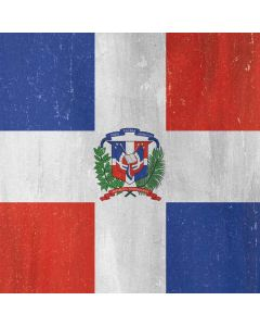 Dominican Republic Flag Distressed Roomba 980 Skin