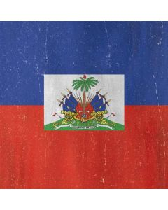 Haiti Flag Distressed Roomba e5 Skin