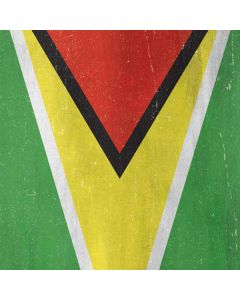 Guyana Flag Distressed Roomba 880 Skin