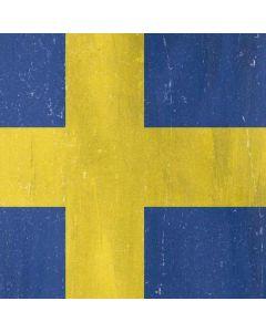 Sweden Flag Distressed Roomba e5 Skin