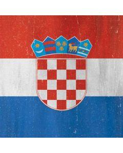 Croatia Flag Distressed Roomba e5 Skin
