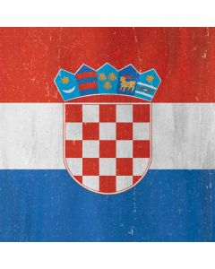 Croatia Flag Distressed Roomba 880 Skin