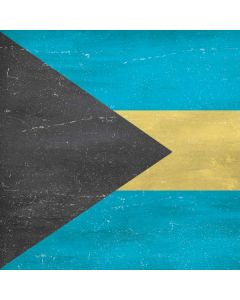 Bahamas Flag Distressed Roomba 960 Skin