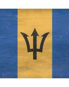 Barbados Flag Distressed Roomba e5 Skin