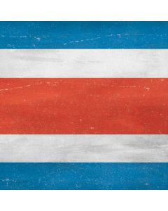 Costa Rican Flag Distressed Roomba e5 Skin