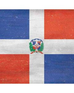 Dominican Republic Flag Faded Roomba 890 Skin