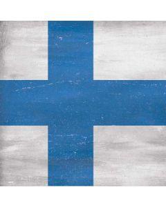 Finland Flag Distressed Roomba e5 Skin