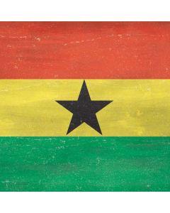 Ghana Flag Distressed Roomba e5 Skin