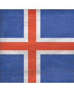 Iceland Flag Distressed Roomba e5 Skin