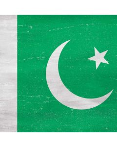 Pakistan Flag Distressed Roomba 880 Skin