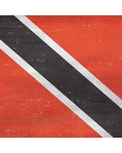 Trinidad and Tobagao Flag Distressed Roomba s9+ with Dock Skin