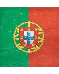 Portugal Flag Distressed Roomba i7+ with Dock Skin