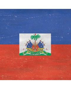 Haitian Flag Distressed Roomba e5 Skin