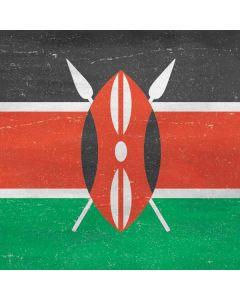 Kenya Flag Distressed Roomba e5 Skin