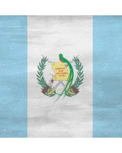 Guatemala Flag Distressed Roomba 960 Skin