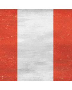 Peru Flag Distressed Roomba 960 Skin