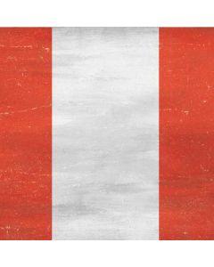 Peru Flag Distressed Roomba e5 Skin