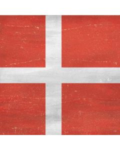 Denmark Flag Distressed Roomba e5 Skin